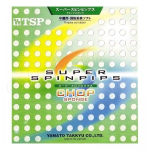 Накладка TSP SUPER SPIN PIPS CHOP