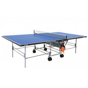"""Butterfly теннисный стол всепогодный """"ROLLAWAY"""" синий"""