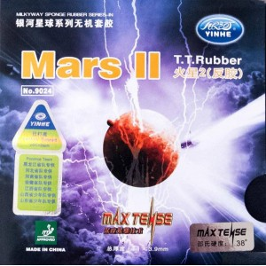 Накладка GALAXY Mars II