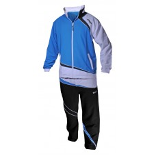 Спортивный костюм TSP KEENO черно-голубой