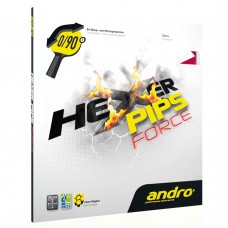 Накладка Andro HEXER PIPS FORCE