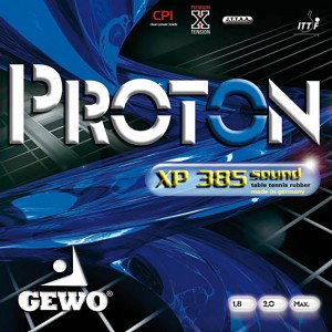 Накладка Gewo PROTON XP 385 sound