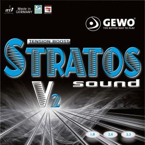 Накладка Gewo STRATOS V2 SOUND