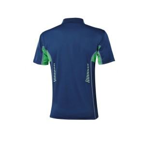 Футболка  Andro LASCA синий зелёный