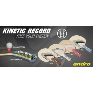 Основание Andro KINETIC RECORD OFF-