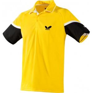 Футболка Butterfly XERO желтый