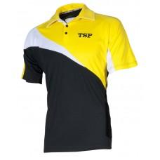 Футболка TSP ISEI черный желтый