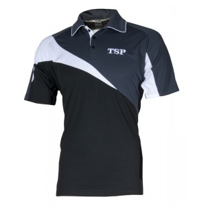 Футболка TSP ISEI черный серый