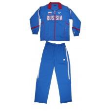 Спортивный костюм Butterfly сборной RUSSIA синий