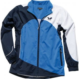 Спортивный костюм Butterfly TOYO черный-синий