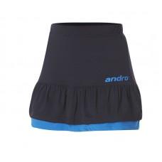 Юбка Andro SALTA чёрный-синий