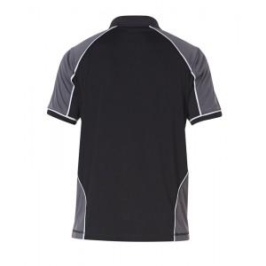 Футболка Andro LUVA черный-серый
