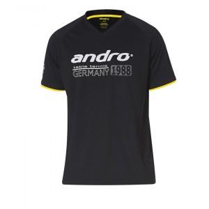 Футболка Andro MERU черный