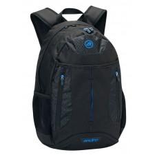Рюкзак Andro TULA черный синий