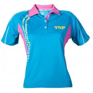 Футболка женская TSP HANA голубой