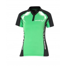 Футболка Andro DEIMOS женская зеленый