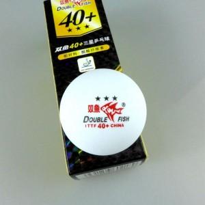 Double Fish Мячи пластиковые  *** 40+ 3 шт.