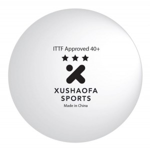 XuShaofa Мячи пластиковые  *** 40+ 6 шт.