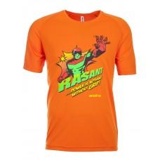 Футболка Andro RASANT GRIP оранжевый