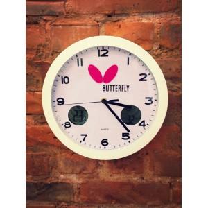Butterfly Часы настенные