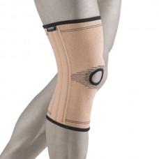 Бандаж на коленный сустав с двумя парами ребер жесткости BCK 270