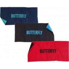 Полотенце Butterfly NEW LOGO черный