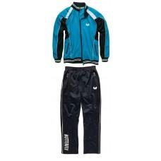Спортивный костюм Butterfly NASH голубой