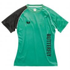 Футболка Butterfly AINO женская зеленая