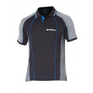 Футболка Andro CORBIN серый синий