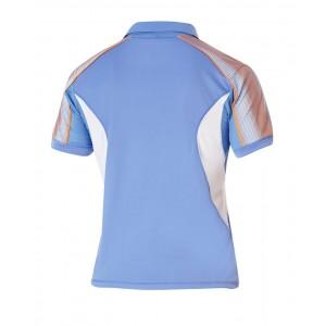 Футболка Andro SKIP голубой
