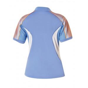 Футболка Andro SKIP женская голубой