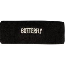 Butterfly Повязка на голову черный-серый