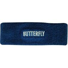 Butterfly Повязка на голову синий-серый