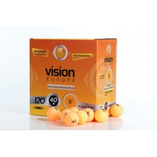 VISION EUROPA Мячи пластиковые SUPER TRAINING 40+ 120 шт.