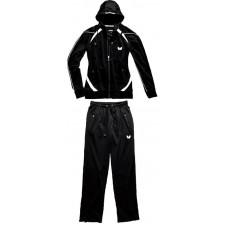 Спортивный костюм женский Butterfly KIDO черный