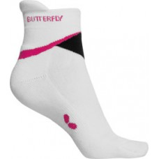 Butterfly Носки SNEAKER HIRA белый-розовый