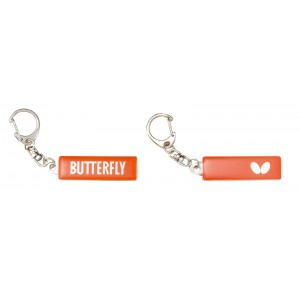 Butterfly Брелок для ключей BUTTERFLY оранжевый
