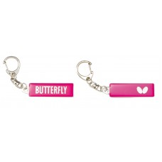 Butterfly Брелок для ключей BUTTERFLY розовый