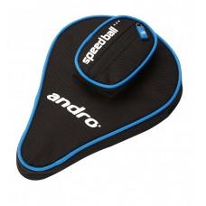Andro чехол BASIC 16 черный синий