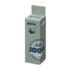 Joola Мячи FLASH пластиковые *** 40+ 3 шт.