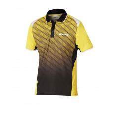 Футболка Andro MILOS желтый черный