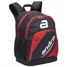 Рюкзак Andro BIGPACK LUMEN черный красный белый