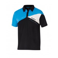 Футболка Andro CONOR черный синий