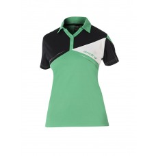 Футболка Andro CONOR женская зеленый черный