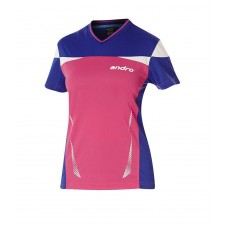 Футболка Andro ERIN женская розовая