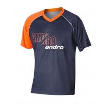 Футболка Andro BRADY серый оранжевый