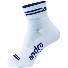 Носки Andro SPEED белый синий