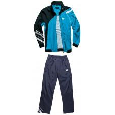Спортивный костюм Butterfly TAORI синий