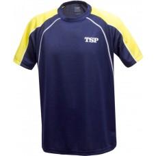 Футболка TSP MIRAI синий желтый