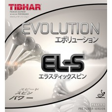 Накладка Tibhar EVOLUTION EL-S 2,1-2,2 красная